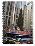 Radio City Music Hall 2003 Spiral Notebook