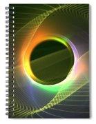 Radiowave Spiral Notebook
