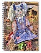 Raggedy Ann Spiral Notebook