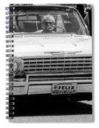 Ragtop Chevrolet Spiral Notebook