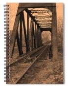 Railbridge Spiral Notebook