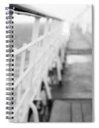 Railings Spiral Notebook