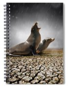 Rain Relief Spiral Notebook
