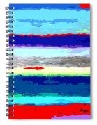 Rainbow 5 Spiral Notebook