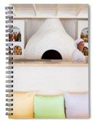 Rainbow Chef Spiral Notebook