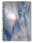 Rainbow Blessings Spiral Notebook