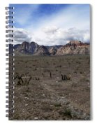 Rainbow Mountain Spiral Notebook