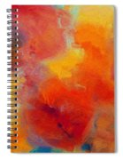 Rainbow Passion - Abstract - Digital Painting Spiral Notebook