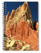 Rainbow Ridge Spiral Notebook