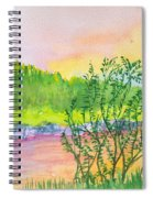Rainbow River Spiral Notebook