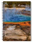 Rainbow Surprise Spiral Notebook