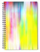 Rainbow Unleashed Spiral Notebook