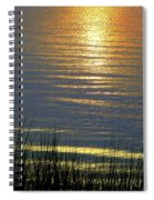 Rainbow Waters Spiral Notebook
