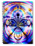 Rainbows And Dragonflies Spiral Notebook