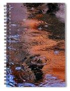 Raindrops 29412 Spiral Notebook