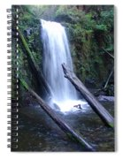 Rainforest Run Off Spiral Notebook