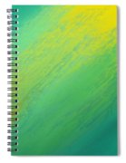 Raining Sunshine - Meteorologist - Meteorology Spiral Notebook