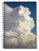 Rainmaker Spiral Notebook