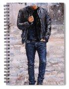 Rainy Day #23 Spiral Notebook