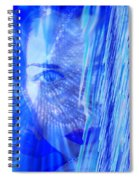 Rainy Day Dreams Spiral Notebook