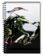 Raising Of Old Glory Spiral Notebook