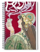 Rajah Spiral Notebook