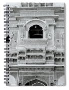The Beautiful House Spiral Notebook