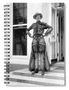 Ralph E Spiral Notebook
