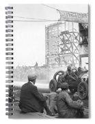 Ralph Edward Beardsley (1891-1920) Spiral Notebook