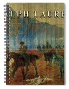 Ralph Lauren Spiral Notebook