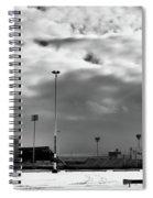 Ralph Wilson Stadium - Off Season Spiral Notebook