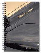 Ram Air Spiral Notebook