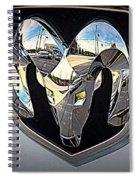 Ram Tough Spiral Notebook