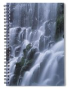 Ramona Falls Spiral Notebook
