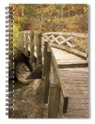 Ramsey Creek Scene 6 Spiral Notebook