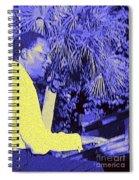 Ramsey Lewis Concert 2007 Spiral Notebook