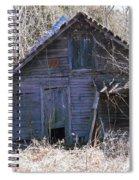 Ramshackled Spiral Notebook