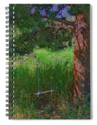 Ranch Kids' Swing Spiral Notebook