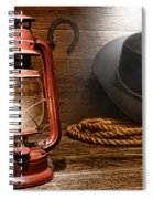 Ranch Light Spiral Notebook