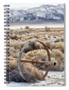 Ranching The Black Rock Spiral Notebook