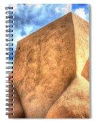 San Francesco De Asis, Rancho De Taos I Spiral Notebook