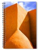 Rancho De Taos IIi Spiral Notebook