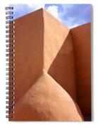 Rancho De Taos Iv Spiral Notebook