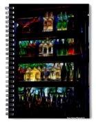 Rancho Nightlife Spiral Notebook