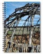 Rancho Sierra Vista Satwiwa Chumash Ap Home Spiral Notebook