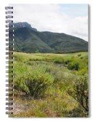 Rancho Sierra Vista Satwiwa Mountains II Spiral Notebook