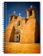 Ranchos Church Xxx Spiral Notebook