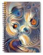 Random Thoughts Spiral Notebook