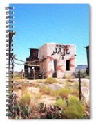Random View In Utah Spiral Notebook