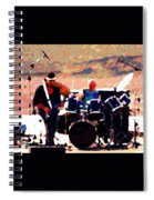 Randy And Ed And The White Elephant Spiral Notebook